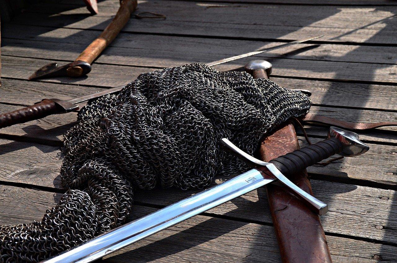 Antieke wapens taxeren